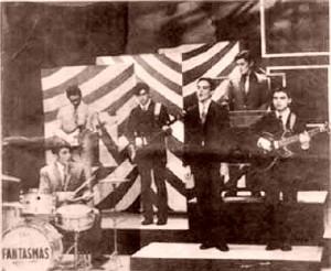 Oscar Buriek, Juan Escalante, Oscar Imhoff, Carlos Gordillo, Chiquín Medina y Jorge Tobchi.